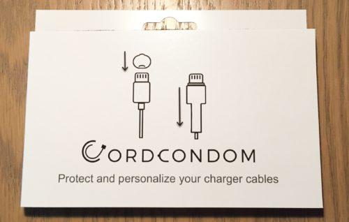 CordCondom Packaging